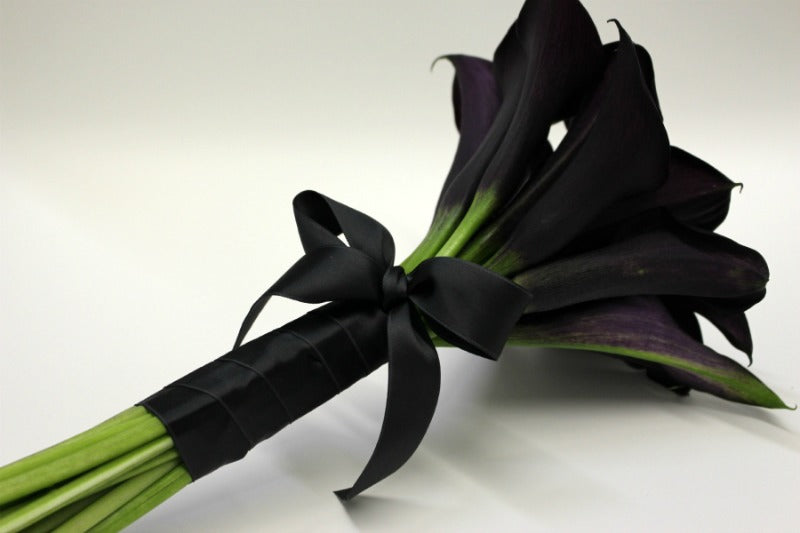 Calla Lily Bouquets for Weddings UWS Florist Anissa Rae Flowers