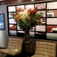 Corporate Weekly Flowers NYC Florist Anissa Rae Flowers