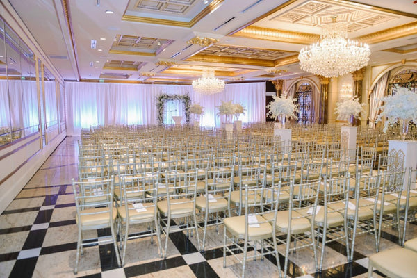 Gatsby Inspired Wedding Ceremony Anissa Rae Flowers