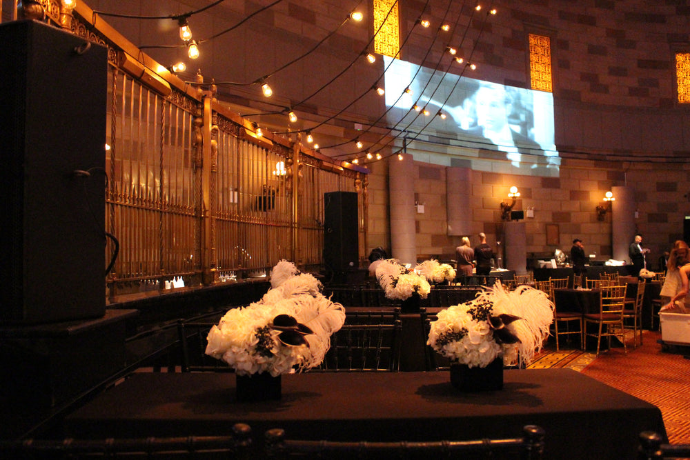 Footlocker Gala Gotham Hall Event Design by Anissa Rae Flowers NYC
