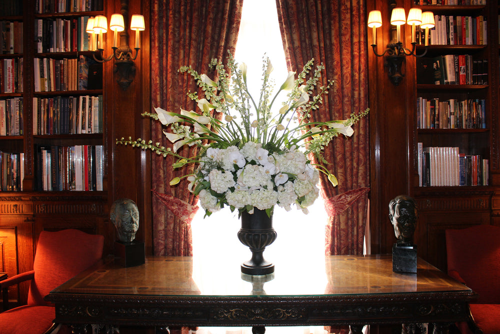 Sympathy Flower Arrangement by Anissa Rae Flowers NYC