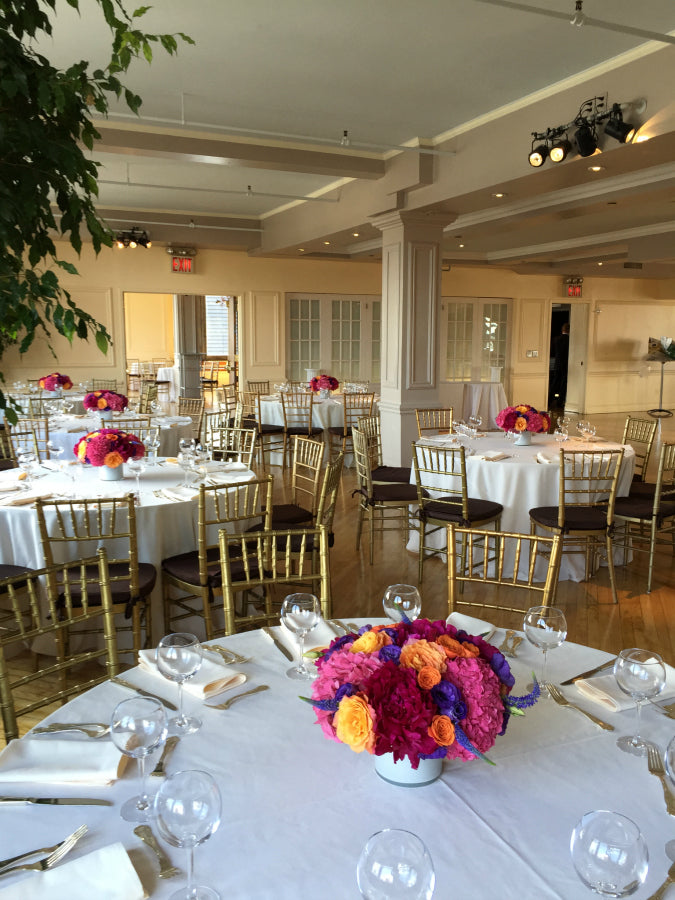 Bat Mitzvah Event Designer Anissa Rae Flowers NYC Manhattan Penthouse