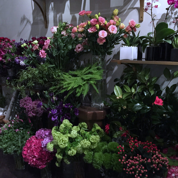 Best NYC Florist Online Flower Show Anissa Rae Flowers Manhattan