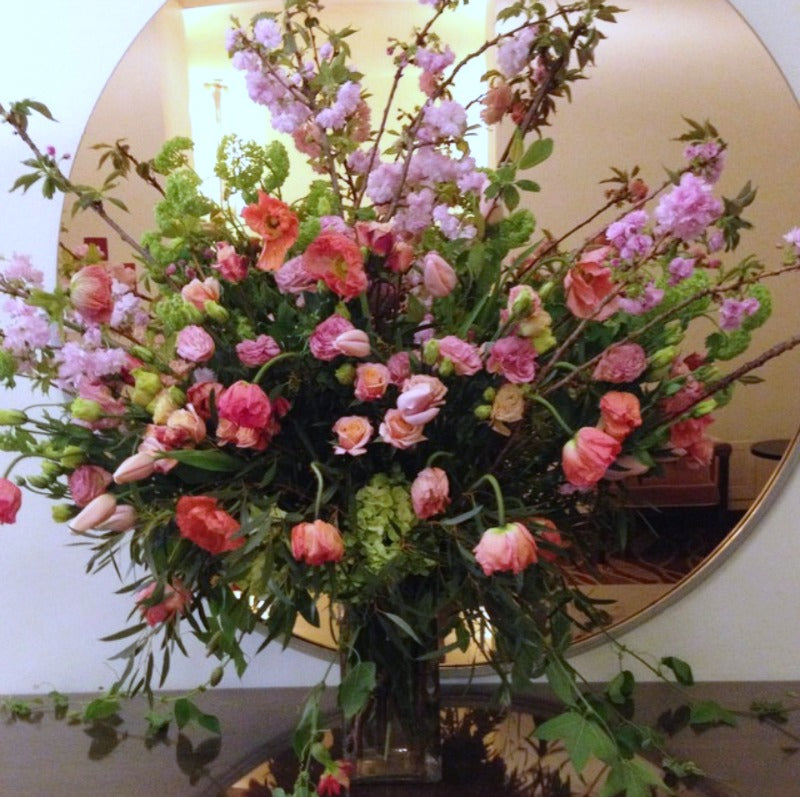 Radio City Spring Spectacular Flowers by excellent NYC Florist Anissa Rae Flowers