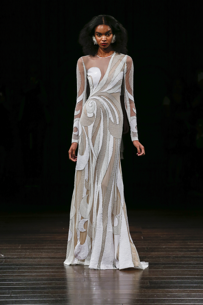 Santiago by Naeem Khan Fall 2017 Bridal Trends