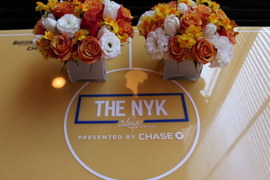 New York Knicks Special Event Florist Anissa Rae Flowers NYC