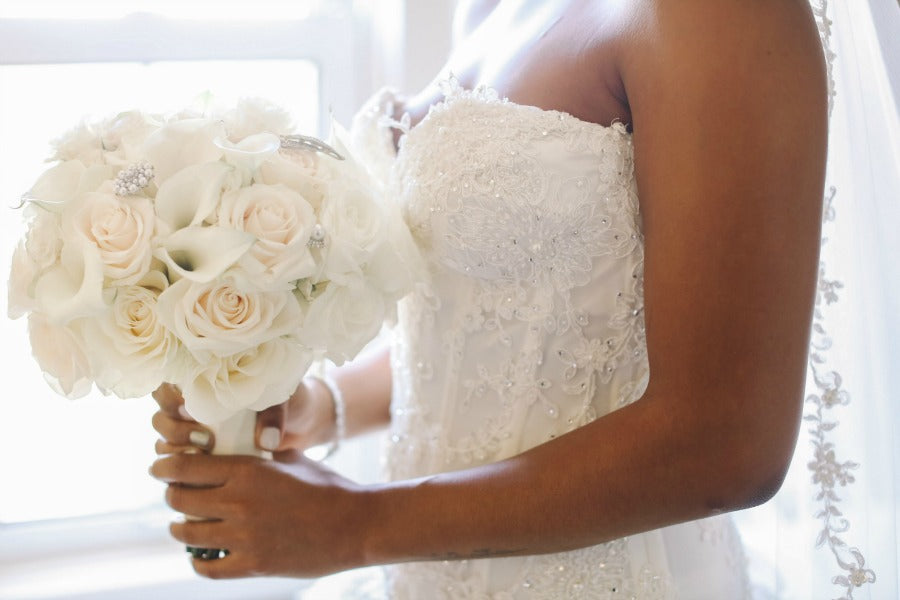 Luxury Wedding Bouquet Designer Anissa Rae Flowers NYC