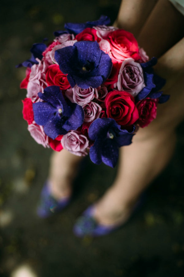 Wedding Bouquet Central Park Wedding Florist Anissa Rae Flowers