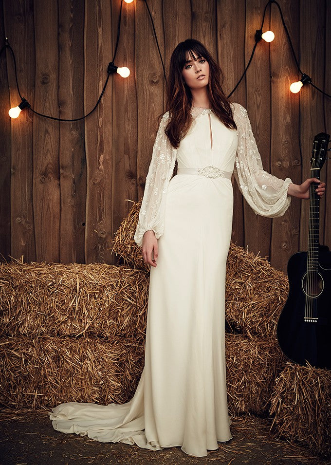 Jenny Packham Bridal 2017 Heather Wedding Dress