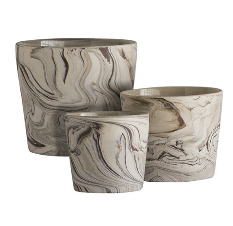 Decorative Pottery Planters for Indoor Plants