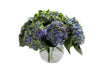 Antique hydrangea flower arrangement nyc