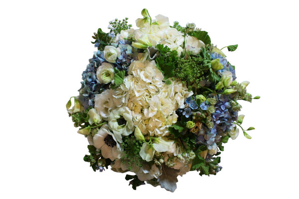 Blue Flowers For Nyc Delivery Flowers For Baby Boy Anissa Rae