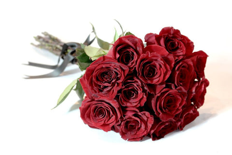 Dozen Red Roses Gift Bouquet for NYC Delivery