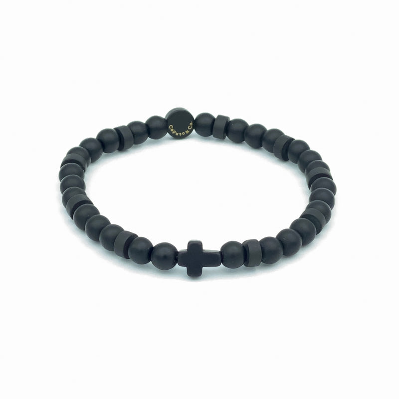Azabache Protection Stretch Bracelet