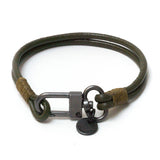 Craftman Leather Bracelet