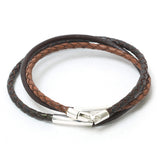 3-IN-1 Leather Bracelet