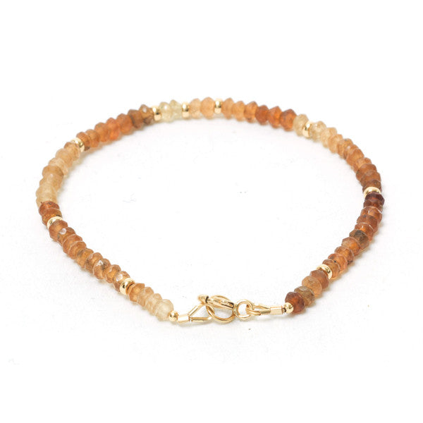 Gold Earth Bracelet