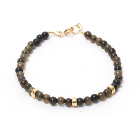 Gold Reflection Bracelet
