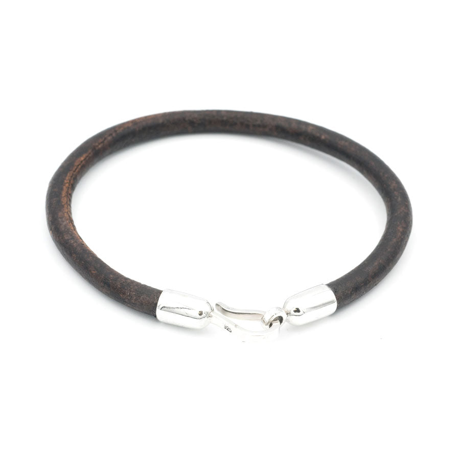 knot leather click burgundy bracelet product watchbandit cord bracelets