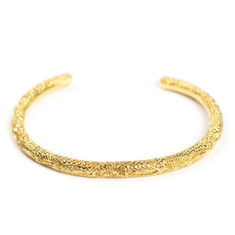 Third Eye Gold Cuff