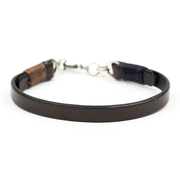 Easy Leather Bracelet