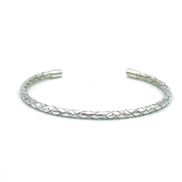 Slim Braided Cuff