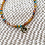 Evil Eye 2-IN-1 Convertible Necklace to Bracelet