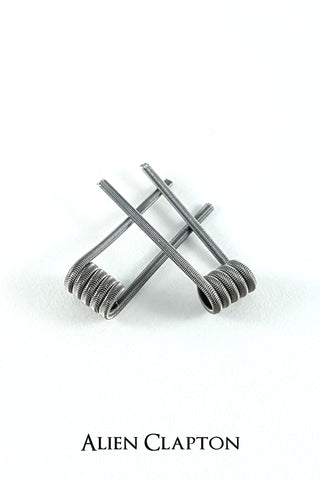 Alien Clapton (set of 2) - Made by Infallible Coils