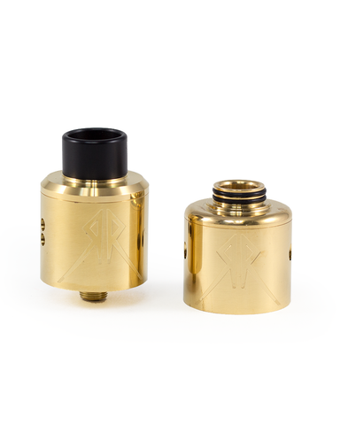 Recoil Rebel RDA by Grimm Green and Ohm Boy