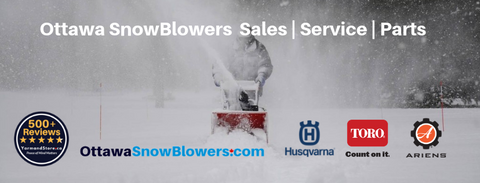 Ottawa Snow Blowers Sales