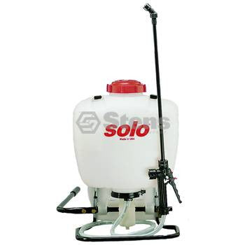 Backpack Sprayer,HDPE,4 gal.,90 psi / SOLO 425 Part No: 045-000 - YARMAND