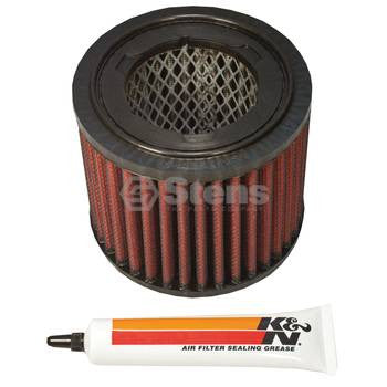 Air Filter / K & N E-4517 Part No: 050-802 - YARMAND