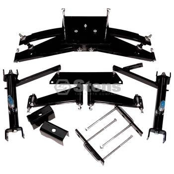 "051-270 All Sports 6"" A-Arm Metric Lift Kit - YARMAND"