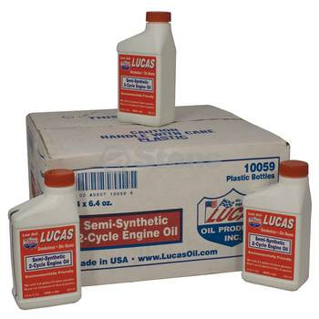051-515 Lucas Oil 2-cycle Oil - YARMAND
