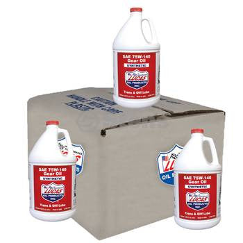 051-549 Lucas Oil Gear Oil, Synthetic - YARMAND