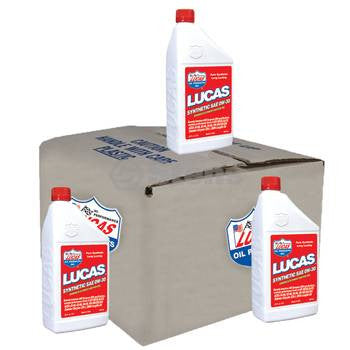 051-597 Lucas Oil Synthetic Motor Oil - YARMAND