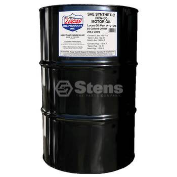 051-614 Lucas Oil Synthetic Oil - YARMAND