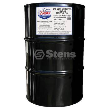 051-618 Lucas Oil Semi-synthetic Oil - YARMAND