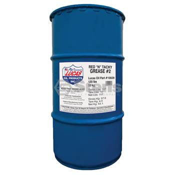 "051-640 Lucas Oil Red ""N"" Tacky Grease - YARMAND"