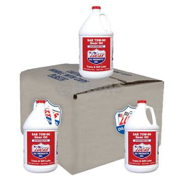 051-679 Lucas Oil Gear Oil, Synthetic - YARMAND
