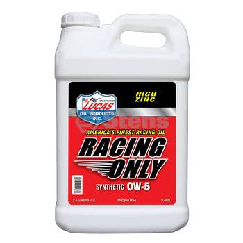 051-709 Lucas Oil High Performance Racing Only Synthetic Oil - YARMAND