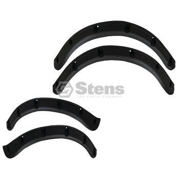 051-984 All Sports Fender Flares - YARMAND