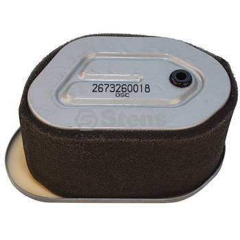 058-037 Subaru Air Filter Combo - YARMAND