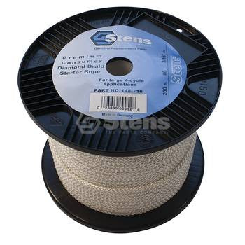 145-716 Stens 200' Diamond Braid Starter Rope - YARMAND