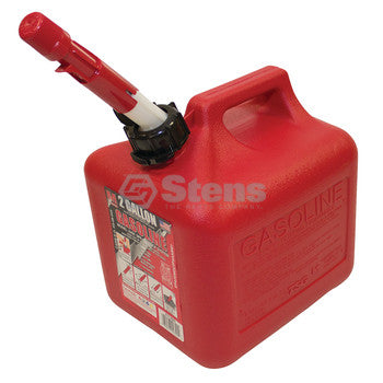 2 Gallon Plastic Fuel Can /  Part No: 765-502 - YARMAND