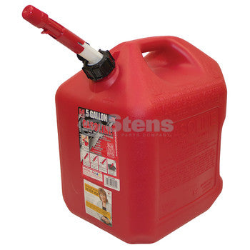 5 Gallon Plastic Fuel Can /  Part No: 765-504 - YARMAND