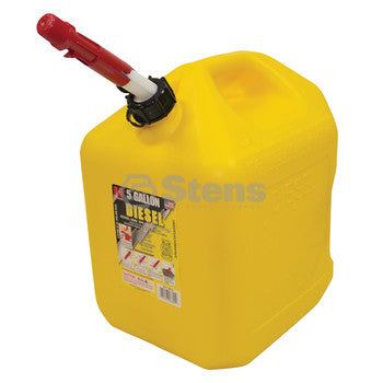 5 Gallon Plastic Diesel Can /  Part No: 765-508 - YARMAND