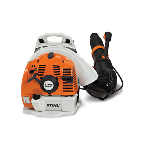 BR 450 Stihl professional 2-stroke blower with plenty of power to get the job done.