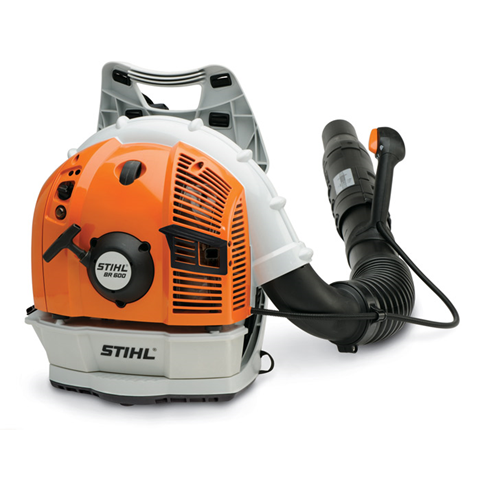 BR 600 The all-in-one backpack STIHL blower that combines power, fuel efficiency, and durability.