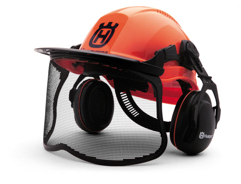 Husqvarna Pro Safety Helmet System ( Ideal for chainsaw use) - YARMAND - 1